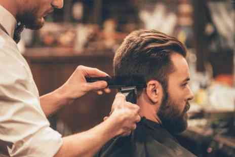 The Loft Salon - Mans Haircut - Save 50%