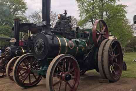 Bressingham Steam & Gardens - Bressingham Steam Museum And Gardens Entry for One Adult, Child or Family of Four - Save 27%