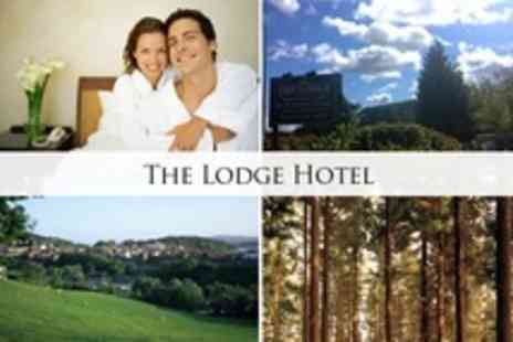 Lodge Hotel - In Snowdonia Two Night Stay For Two With Dinner - Save 57%