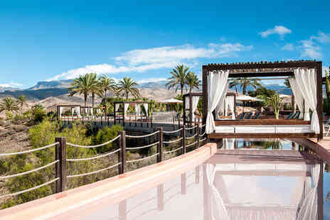 Sheraton Gran Canaria Salobre Golf Resort - Five Star Deluxe Sheraton Resort - Save 57%