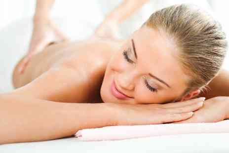 Relax - A choice of 2 massage therapy treatments - Save 35%
