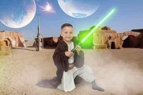 Andreas Photography - Superhero or Star Wars themed photoshoot - Save 95%