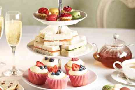 Squire Hotels - Champagne Afternoon Tea for 2 near Preston - Save 47%