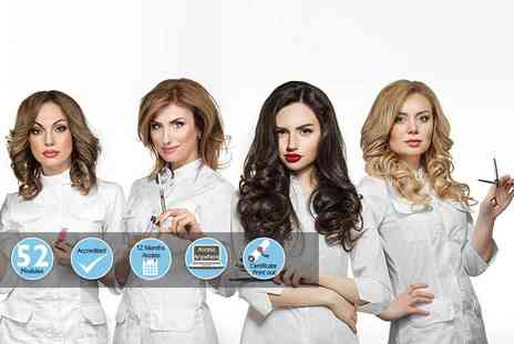 Trendimi - Online beauty technician with business management and accounting course - Save 95%