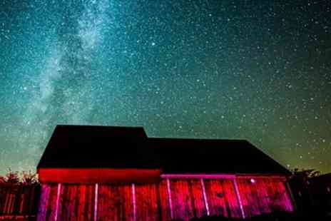 Preystone Property Investments - Tasting Menu & Stargazing for 2 - Save 46%