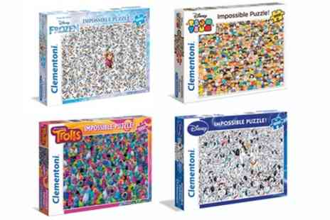 Groupon Goods Global GmbH - Clementoni Impossible Puzzle - Save 0%