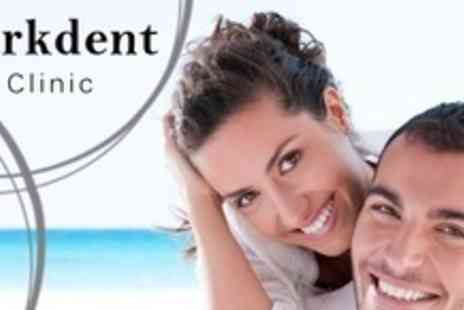 Parkdent Clinic - Two Porcelain Dental Veneers - Save 51%