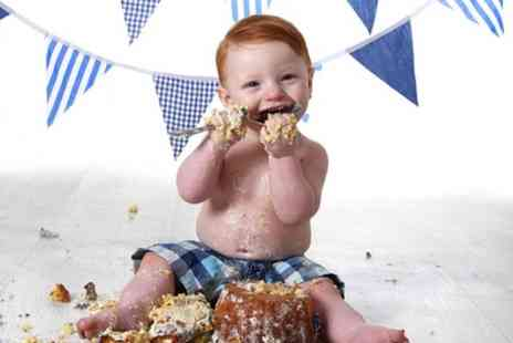 Paul Barsby Photography - Cake Smash Baby Photoshoot - Save 95%
