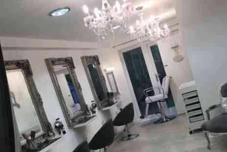 Bowtique Hair, Beauty & Fashion - Cut and Finish with Optional Head Massage and Conditioning Treatment - Save 46%