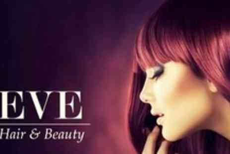 Eve Hair and Beauty - Half Head of Highlights With Cut, Blow Dry and Conditioning Treatment - Save 63%