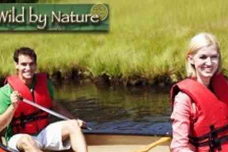 Wild by Nature - Urban Canoe or Kayak Adventure For Four People - Save 57%