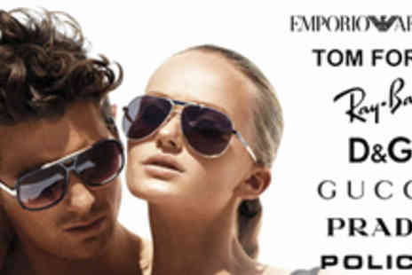 Red Hot Sunglasses - Voucher towards Designer Eyewear for Men and Women - Save 60%