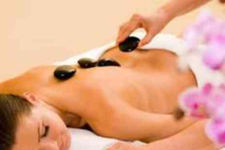 Retreat Beauty & Holistics - Indian head massage, hot stone back and neck massage and a hot stone facial - Save 71%