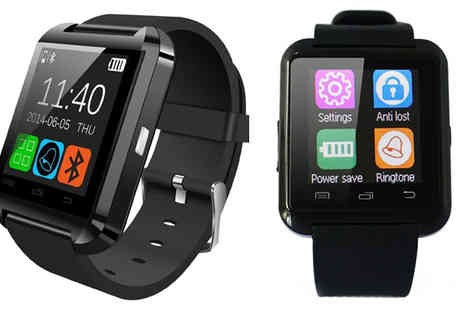 Ulogin - U8 Bluetooth Smart Watch - Save 85%