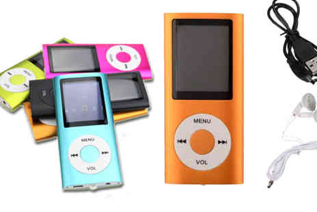 Hc Electronics Technology Co - MP3 or MP4 Player Lcd Screen Movie Media - Save 64%
