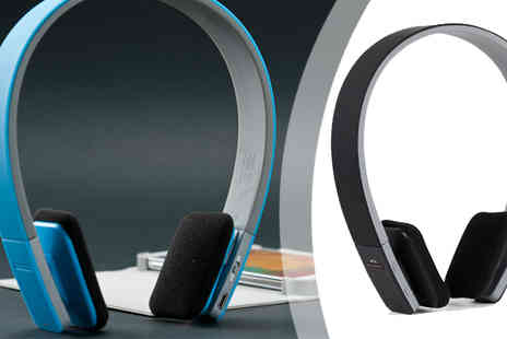 HK J and Y International Trading - Bluetooth Rectangular Headphones - Save 83%