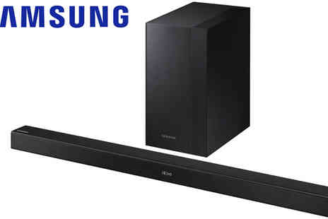 Ultimo Electronics - Samsung HW K450 2.1 Wireless Sound Bar - Save 39%