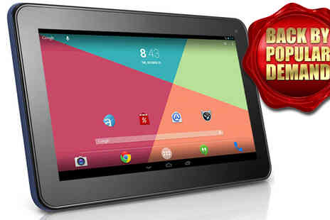 HK J and Y International Trading - SmartPad Seven Inch Android Tablet - Save 79%