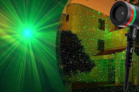 Gagala - Laser Star Projector - Save 75%