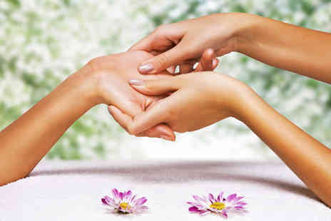 NLP Centre of Excellence - Hand Reflexology Diploma Course - Save 86%