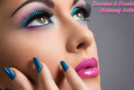 Trendimi - Become A Freelance Makeup Artist - Save 90%