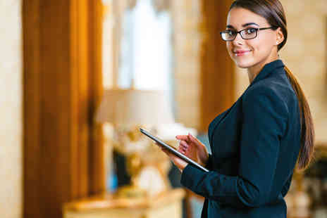 Blue Mountain Training - Receptionist & Front of House Management L2 Diploma - Save 91%
