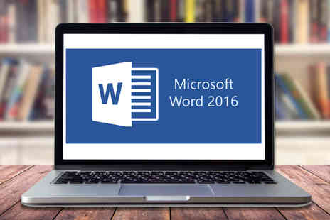 Blue Mountain Training - MS Word 2016 Set of Three Interactive Courses - Save 93%