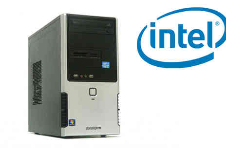 Rapid IT - Zoostorm Intel Core i3 3.10GHz Desktop PC - Save 0%