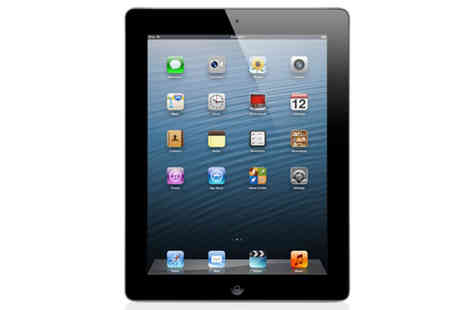 Ultimo Electronics - iPad 4 16GB WiFi Black - Save 32%