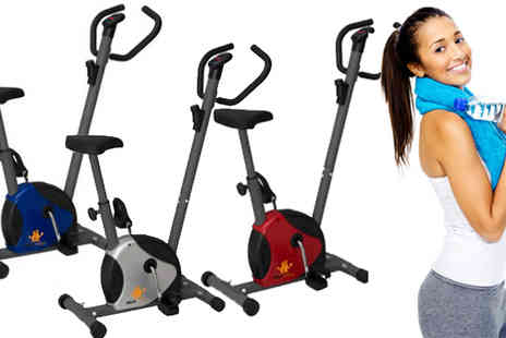lolbargain limited - Exercise Belt Bike Available in Three Colours - Save 48%