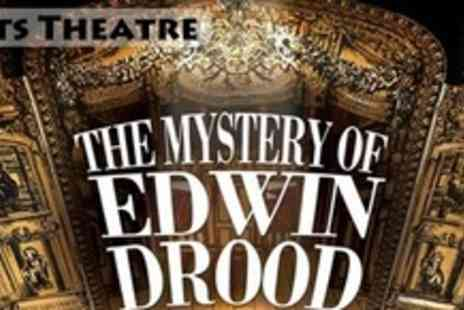 The Arts Theatre -  One Ticket of The Mystery of Edwin Drood - Save 60%