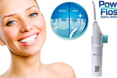 Gagala - Aqua Floss Dental Water Jet - Save 80%
