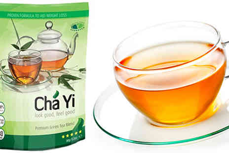 HK J and Y International Trading - Celebrity Weight Loss Secret Cha Yi Tea - Save 67%