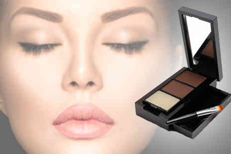 GetGorgeous - Pro Eyebrow Compact Dark - Save 60%