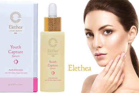 UK Reader Promotions - Elethea Youth Capture Serum - Save 76%