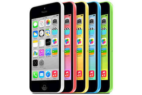 Ultimo electronics - iPhone 5C 8GB Blue - Save 68%