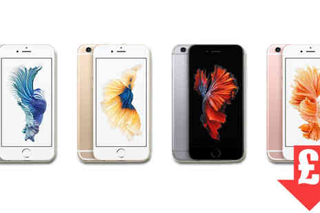 Ultimo electronics - Silver iPhone 6S 16GB - Save 40%