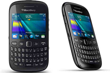 AIODistribution - Unlocked Blackberry Curve 9220 in Black - Save 77%