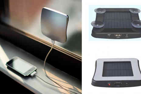 Snap One Up - 1 Set Portable Solar Charger - Save 80%