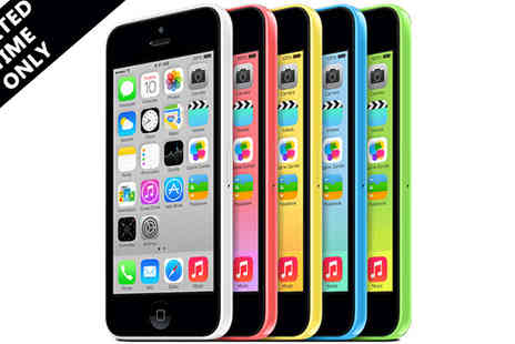 Ultimo electronics - iPhone 5C 8GB Blue - Save 71%