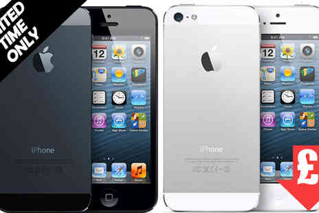 Ultimo electronics - Black iPhone 5 16GB - Save 68%