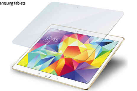 Planet of Accessories - Tempered Glass Screen Protector for iPads - Save 73%