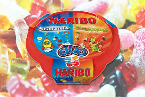 Ultimate Gift Packs - Haribo Starmix and Tangfastics Duo Tub 800g - Save 0%