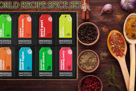 Ultimate Gift Packs - World Recipe Spice Gift Set - Save 32%