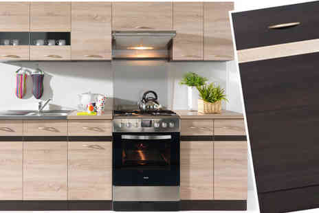 Euro Interiors - Junona Line Complete Fitted Kitchen - Save 70%