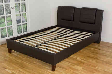 Ventura Incorporated - Double Orchestra Bed - Save 60%