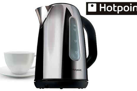 Giddy Aunt - Hotpoint Breakfast Range Kettle Stainless Steel - Save 41%