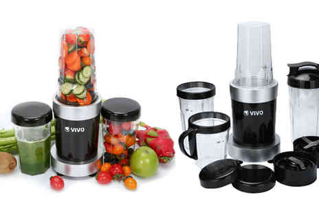 Vivo Technologies Limited - 900W 11 Pc Multi Blender - Save 50%