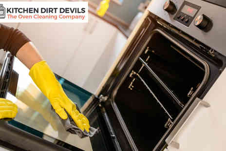 DRS - Full Professional Oven Clean for Nationwide Coverage - Save 61%