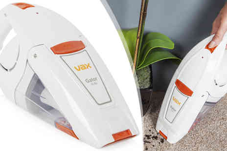 Giddy Aunt - Vax Gator 10.8V Rechargeable Handheld Vacuum - Save 62%